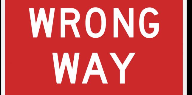 wrongway